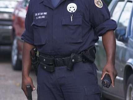 New Orleans cop