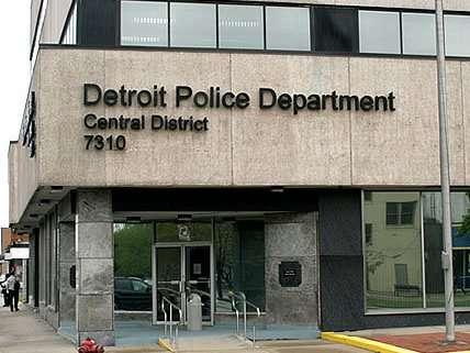 Detroit Police Department central district