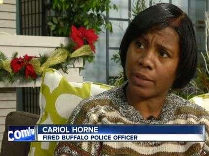 Cariol Horne