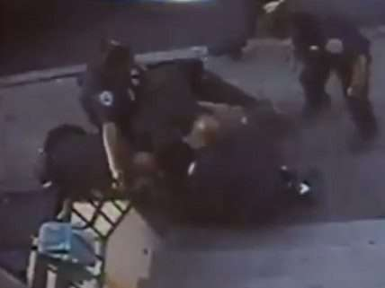 NYPD police brutality