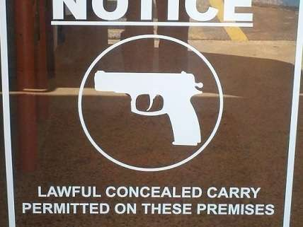 Carry a Gun—Without a Permit – Reason com