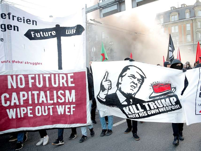 Alex Azar Confirmed As Hhs Secretary Anti Capitalist Marches Against Davos New North Korea Sanctions P M Links Reason Com