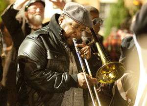 Wendell Pierce in HBO's Treme
