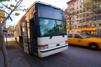 A Chinatown bus headed from New York City to Washington, D.C. ||| Jim Epstein