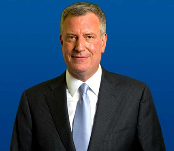 New York City's 109th Mayor |||