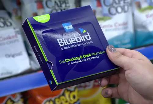 Walmart and American Express partnered to offer Bluebird cards |||