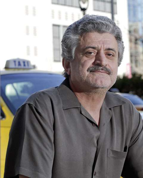 Ghaleb Ibrahim, a Milwaukee cab driver who sued the city to lift its cap on taxi permits |||