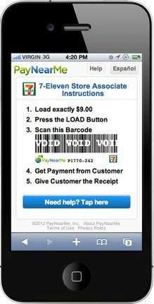 PayNearMe App |||