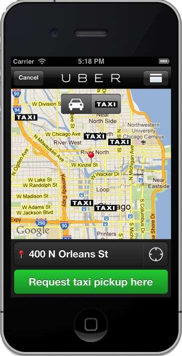 Uber App |||