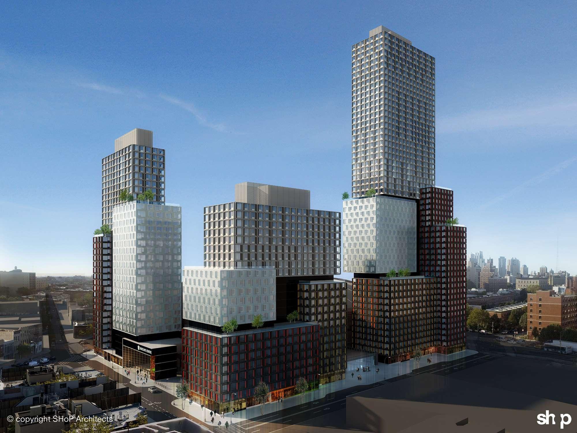 Brooklyn's Atlantic Yards, an oasis of crony capitalism. |||