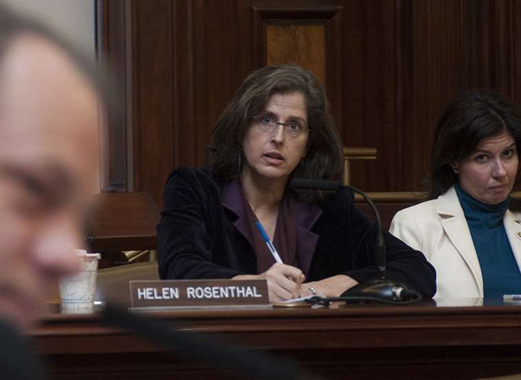 New York City Council Member Helen Rosenthal (D-6th District) ||| William Alatriste/NYC Council