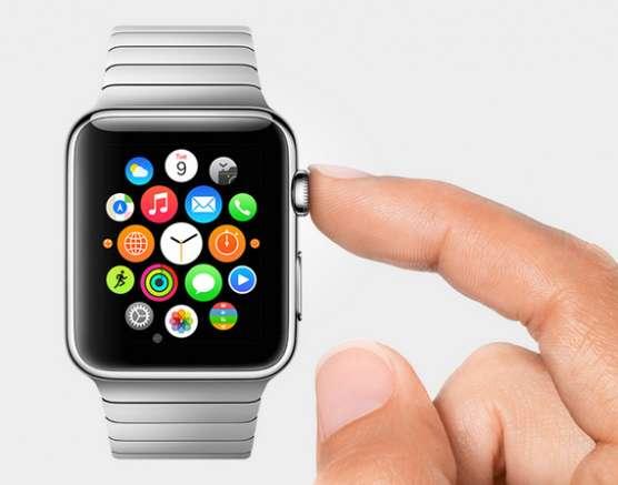 The Apple Watch |||
