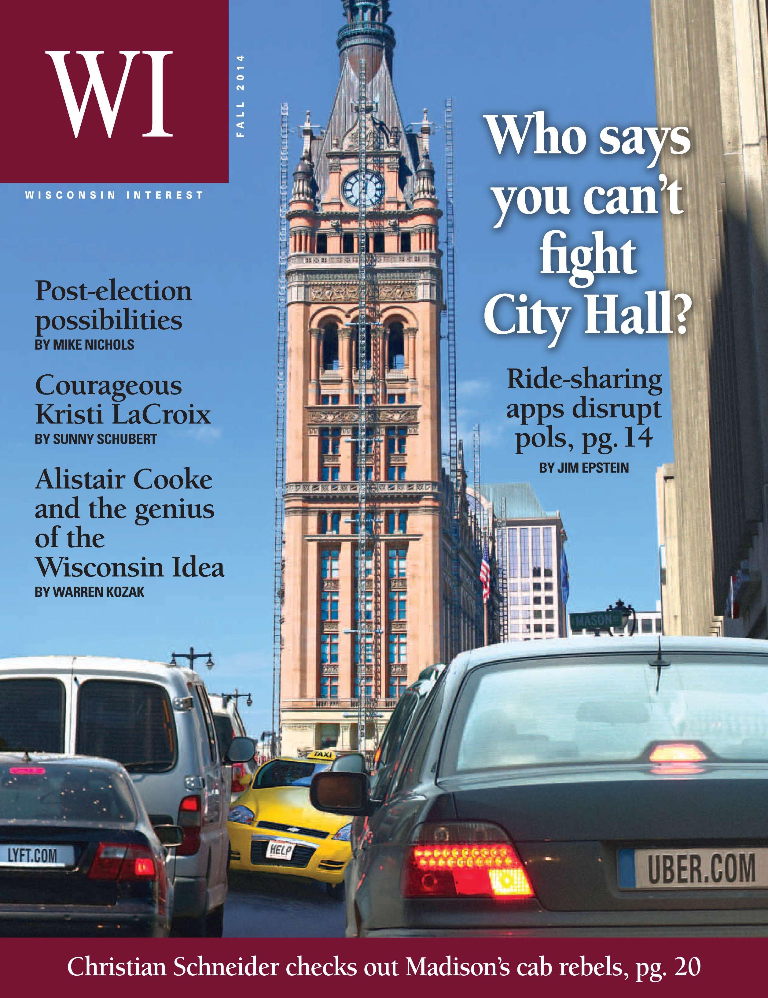 Wisconsin Interst Magazine |||