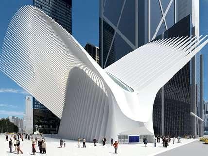 The World Trade Center Transportation Hub |||