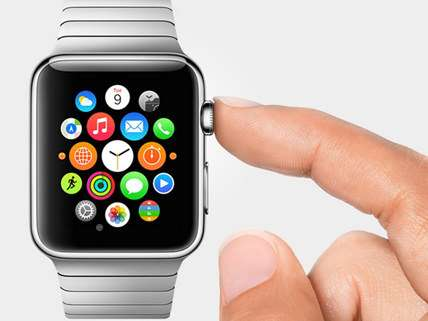 The Apple Watch |||
