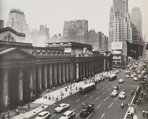 Pennsylvania Station (1910-1963) |||