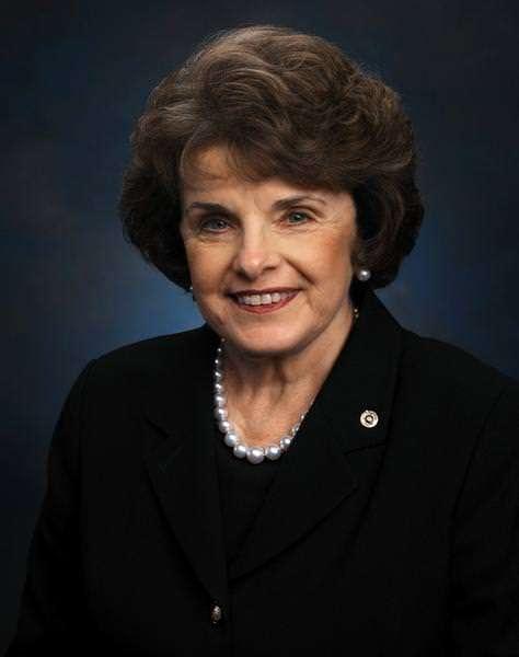 Sen. Dianne Feinstein (D-Calif.) |||