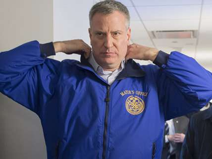 Mayor Bill de Blasio |||