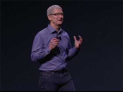 Apple's Tim Cook