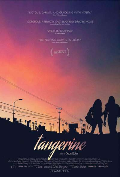 Tangerine, a feature film shot with an iPhone.