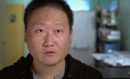 Yun Jun Long, the former owner of NYC Nail Spa. |||
