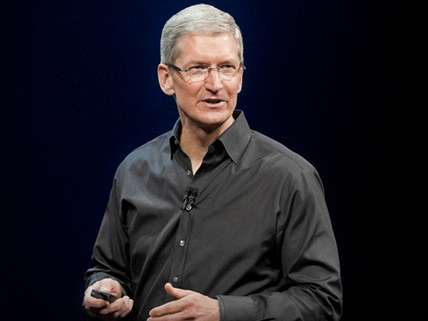 Apple CEO Tim Cook |||