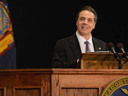 Andrew Cuomo ||| Governor's press office