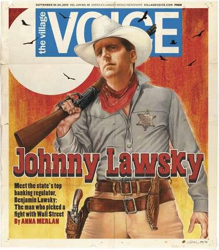 John Lawsky |||