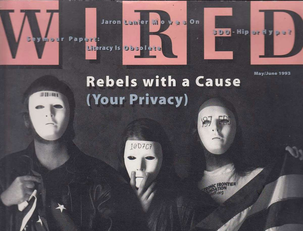Wired, May/June 1993