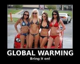 Global Warming: Bring it on!