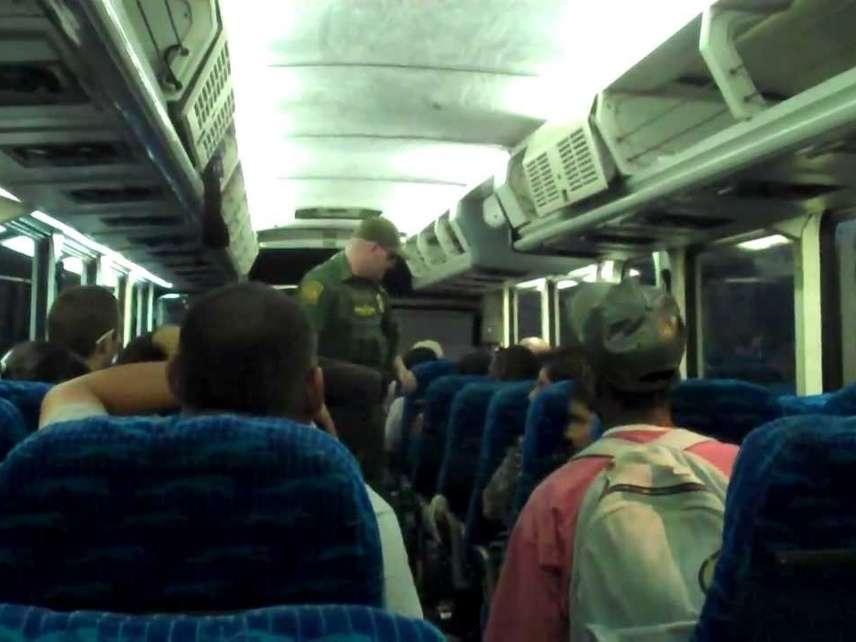 Greyhound Should Just Say No to the Border Patrol's Bus