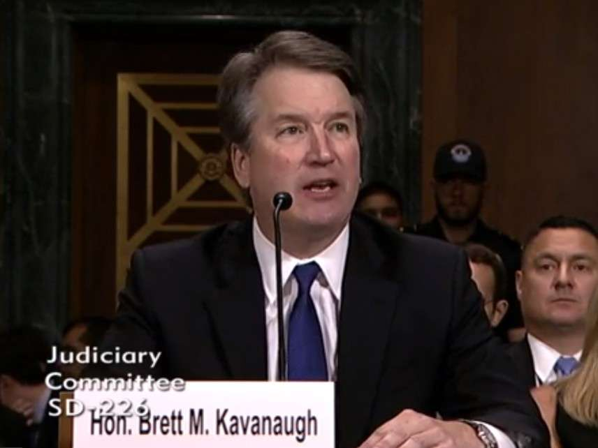 0423860bb26d Senate Judiciary Committee. Supreme Court nominee Brett Kavanaugh mentioned  beer ...