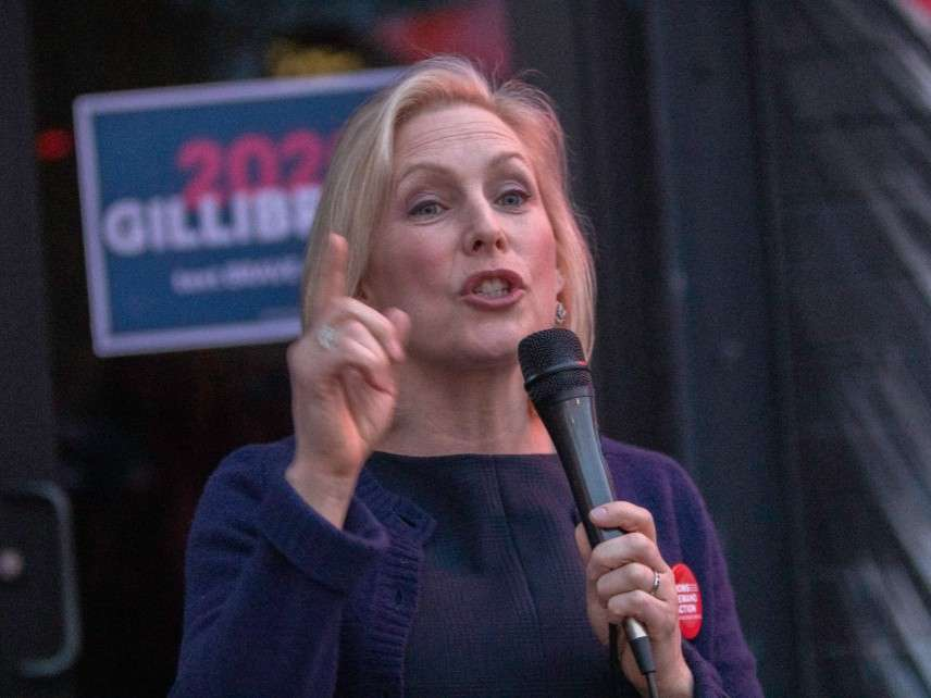 The Painful Backlash Against No Excuses >> Kirsten Gillibrand Says Her Limit On Opioid Prescriptions