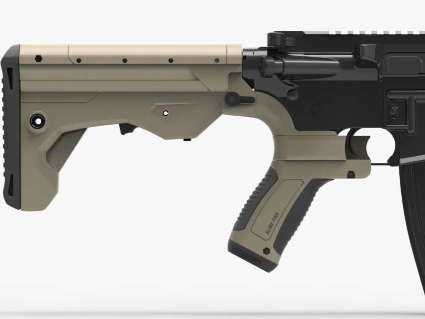Donald Trump's Bump Stock Ban Turns Peaceful Gun Owners Into Felons