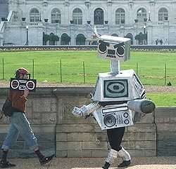 A celebrity endorsement by WALL-E helped pave the way for the bill's passage.