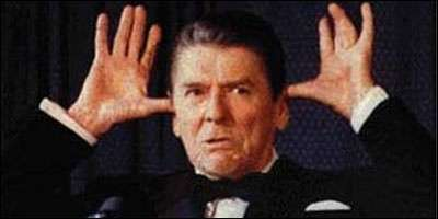 """If you Google """"Reagan"""" and """"antichrist,"""" you get this image."""