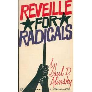 Because you didn't really need to see the RULES FOR RADICALS cover again.