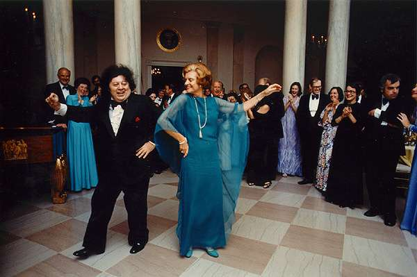 My memory is foggy, but I could swear I once read a Bircher tract that denounced Betty Ford for disco dancing.
