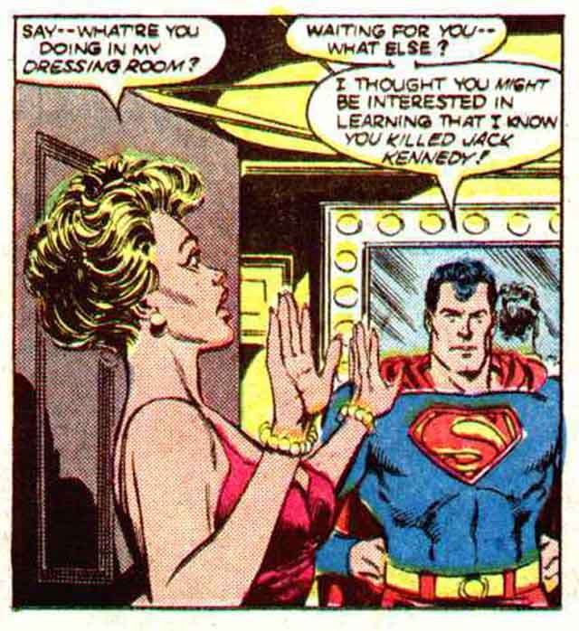 When Clark Kent started asking the wrong questions, the PLANET exiled him to a suburban bureau.
