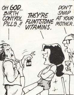 Making the pill OTC will protect you from invasive doctors, but not from invasive mothers.