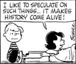 In a mass knife fight to the death between every Peanuts character, Lucy wins, unless Snoopy catches her offguard by kissing her on the nose.