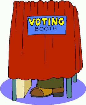YOU'RE VOTING FOR JOHN WILKES BOOTH? WHAT KIND OF MONSTER ARE YOU?