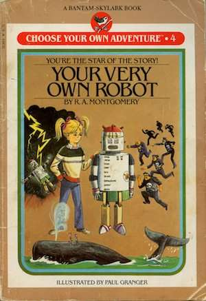 In Soviet Russia, robot own you!
