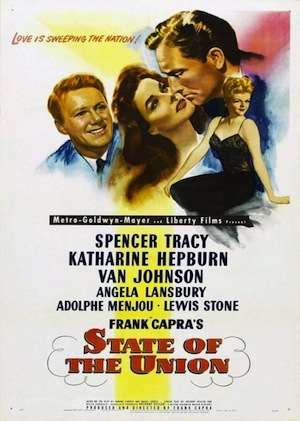 The movie isn't very good either. Though I did enjoy that weird scene where Spencer Tracy calls for a world government.