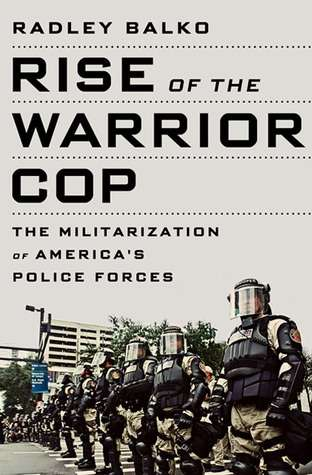 Warrior cops for thee, but not for me.