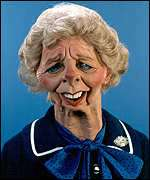 They tried to do an American version of SPITTING IMAGE at one point. God, it was awful.