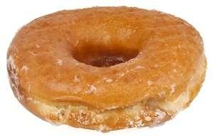 Ceci n'est pas une donut.