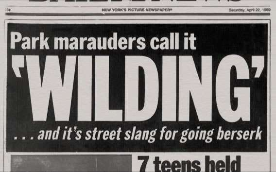 "In retrospect, it's amazing that people believed ""wilding"" was real ""street slang."""