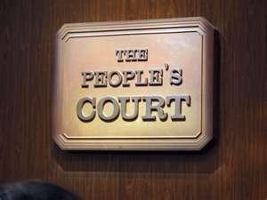 Judge Juggalo presiding.
