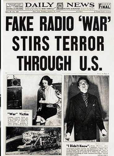 Wars and rumors of war.